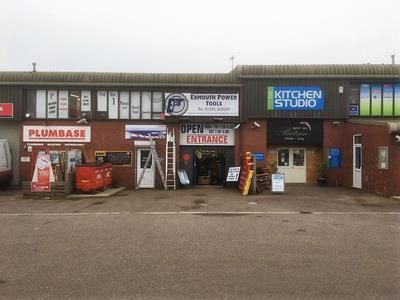 Thumbnail Retail premises for sale in Exmouth Power Tools, Unit 4, Pound Lane Trading Estate, Pound Lane, Exmouth, Devon