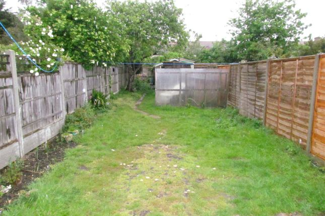 Garden of Willow Road, Chadwell Heath, Romford RM6