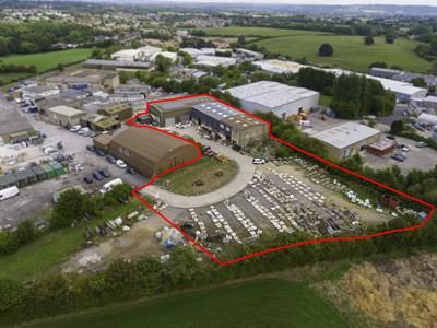 Thumbnail Commercial property to let in Leafield Stoneyard, Leafield Way, Corsham, Wiltshire