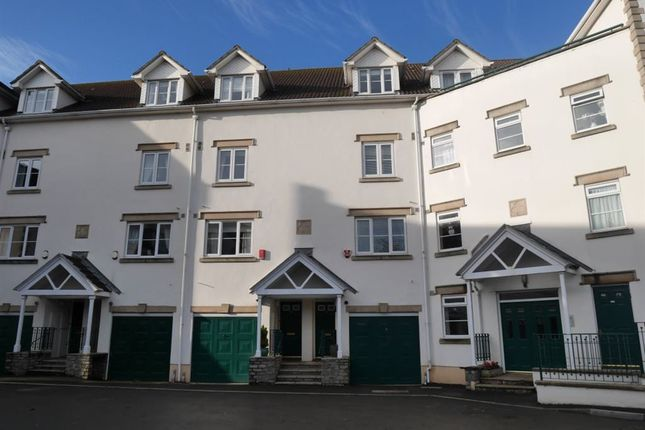 Thumbnail Town house to rent in Royal Sands, Weston-Super-Mare