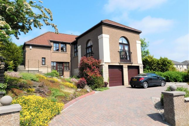 Thumbnail Detached house for sale in 19 Alderston Drive, Dunfermline, Fife