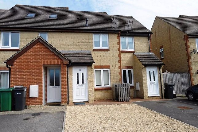 Thumbnail Flat to rent in Kemble Drive, Cirencester