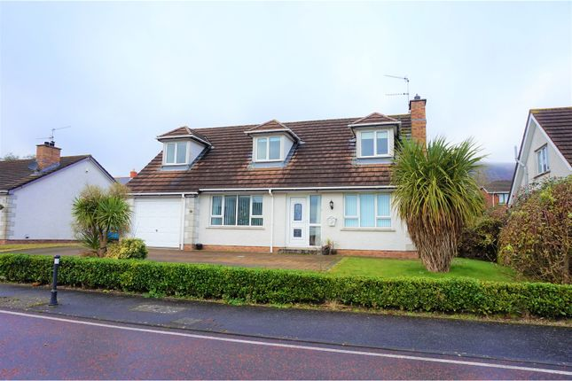 Thumbnail Detached house for sale in Gorman Close, Greenisland
