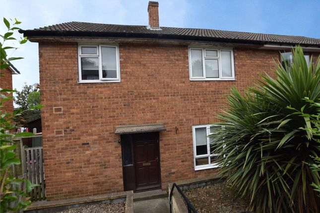 Thumbnail Semi-detached house for sale in Heights Drive, Leeds, West Yorkshire