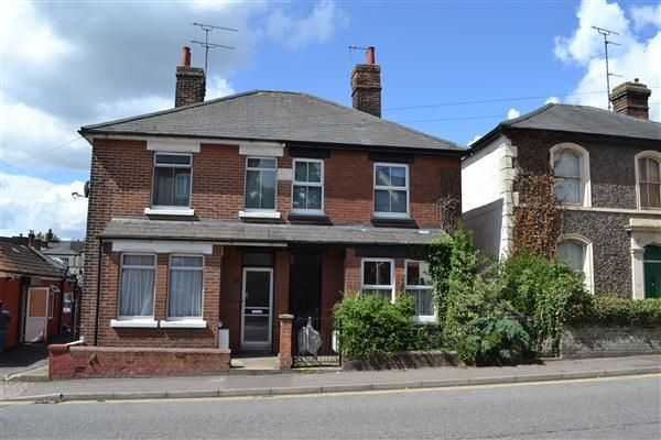 Thumbnail Flat to rent in Mile End Road, Colchester