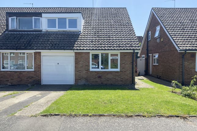 Thumbnail Semi-detached house to rent in Cheviot Close, Harlington, Hayes
