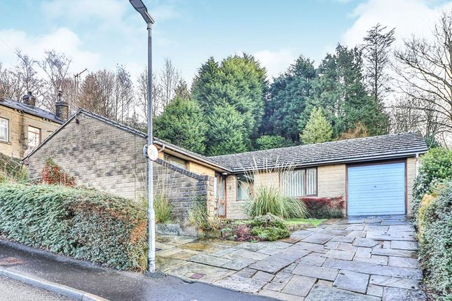 Thumbnail Bungalow for sale in Meadow Bottom Road, Todmorden