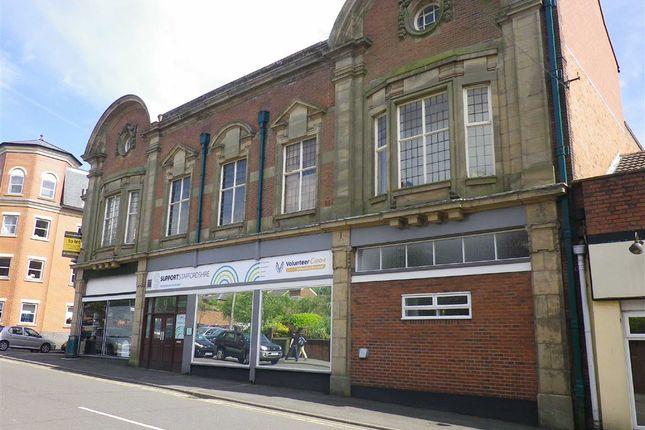 Thumbnail Retail premises to let in High Street, Leek