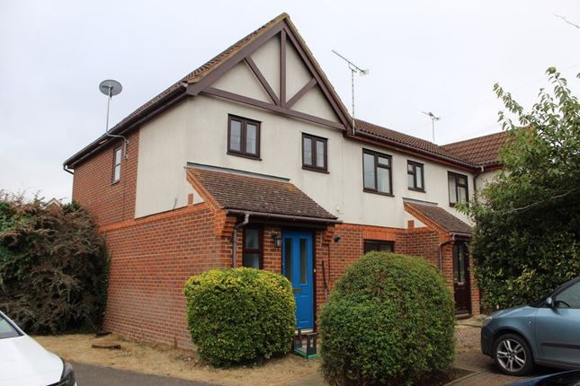 Thumbnail Terraced house to rent in Rawthey Avenue, Didcot
