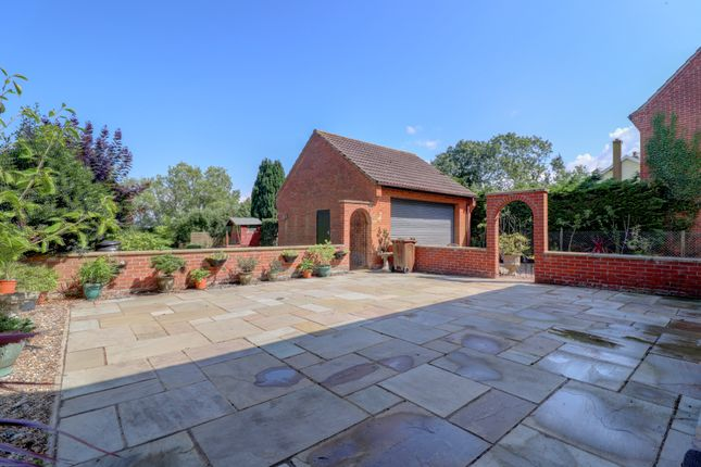 Patio of The Green, Deopham, Wymondham NR18