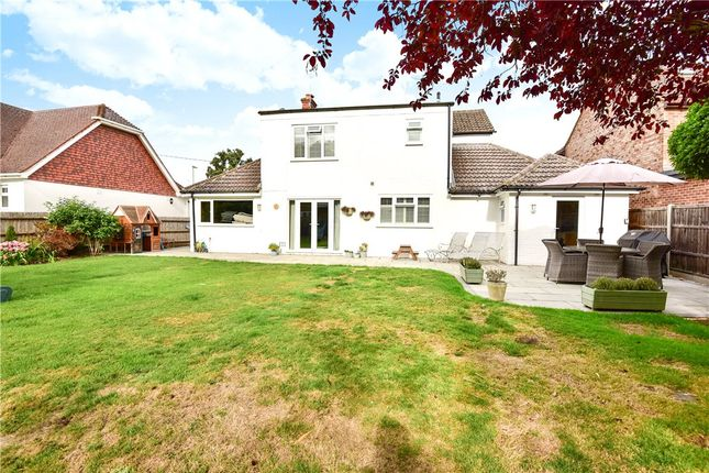 Thumbnail Detached house for sale in Sandhurst Road, Yateley, Hampshire