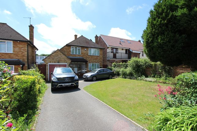 Thumbnail Detached house for sale in Warren Road, Ickenham