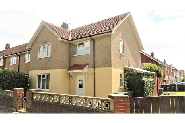 Thumbnail Terraced house for sale in Owton Manor Lane, Hartlepool
