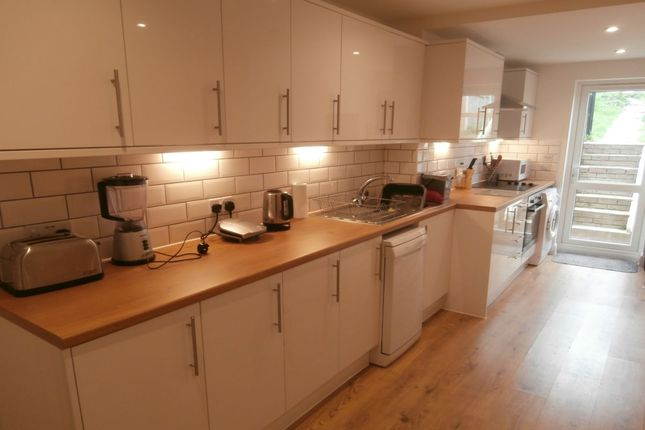 Thumbnail Terraced house to rent in Camden Road, Gillingham