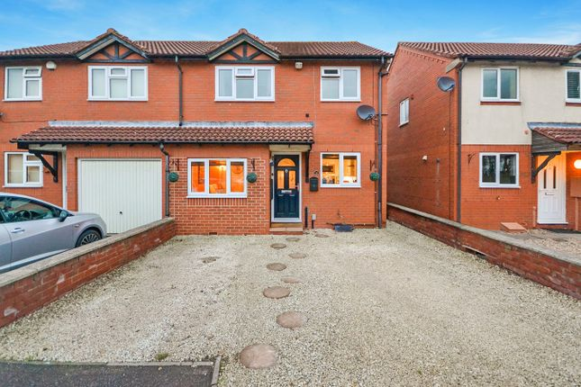 3 bed semi-detached house for sale in Anson Way, Walsgrave On Sowe, Coventry