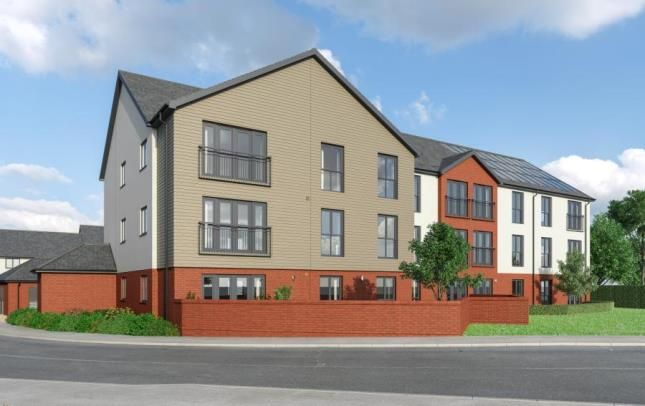 Thumbnail Flat for sale in Bailie Avenue, West Wick, Weston-Super-Mare