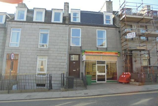Thumbnail Flat to rent in Crown Street Aberdeen, Aberdeen
