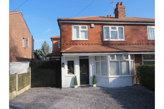 Thumbnail Semi-detached house for sale in Brantingham Road, Chorlton