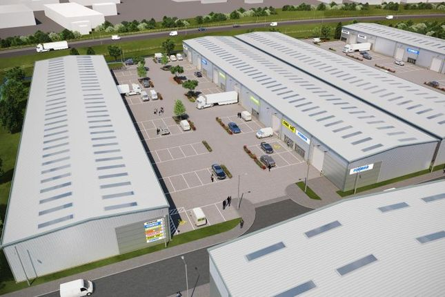 Thumbnail Industrial for sale in Unit 15, Thamesview 130, Roscommon, Way, Canvey Island