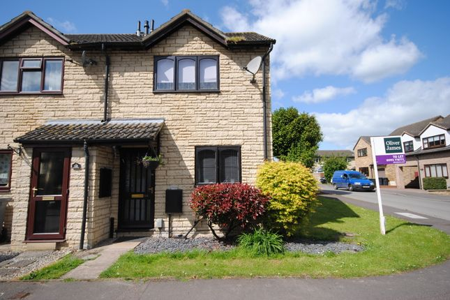 Thumbnail Semi-detached house to rent in Dovehouse Close, Eynsham, Witney