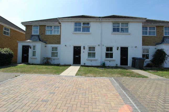 Thumbnail Terraced house for sale in Goodwin Close, Deal
