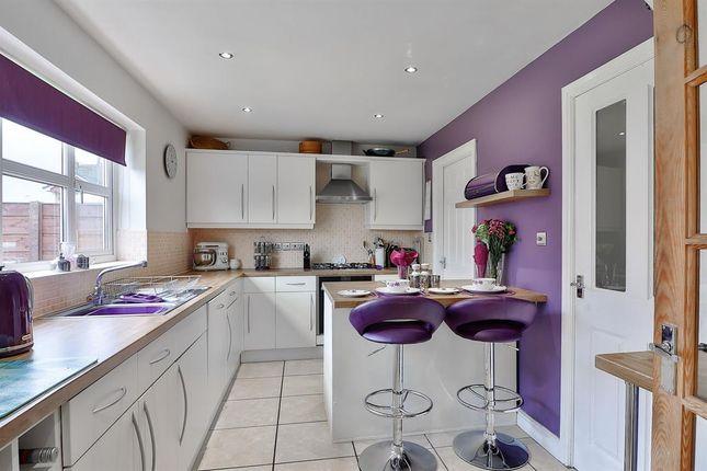 Thumbnail Detached house for sale in Stott Street, Hurstead, Rochdale