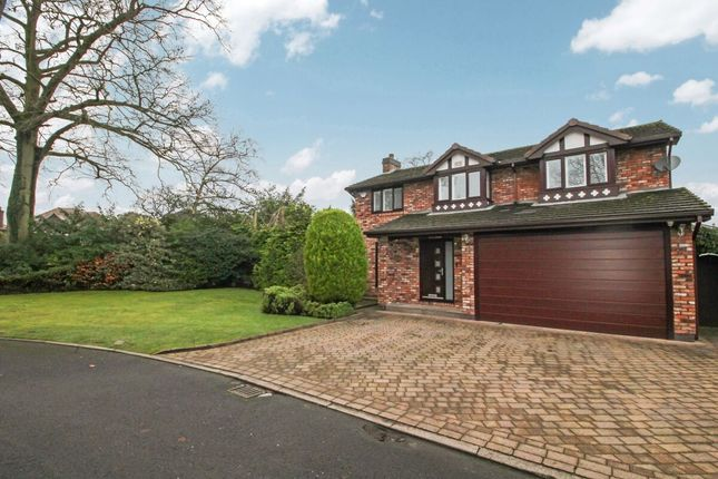 Thumbnail Detached house to rent in Ashcroft Close, Wilmslow