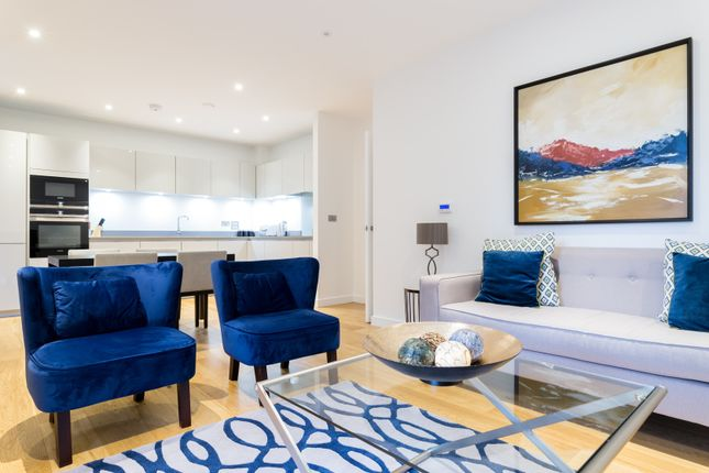 Thumbnail Flat to rent in Avonview Apartments, London