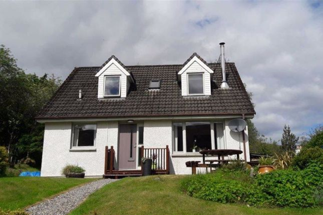 Thumbnail Detached house for sale in Cromasaig Cottage, Kinlochewe, Ross-Shire