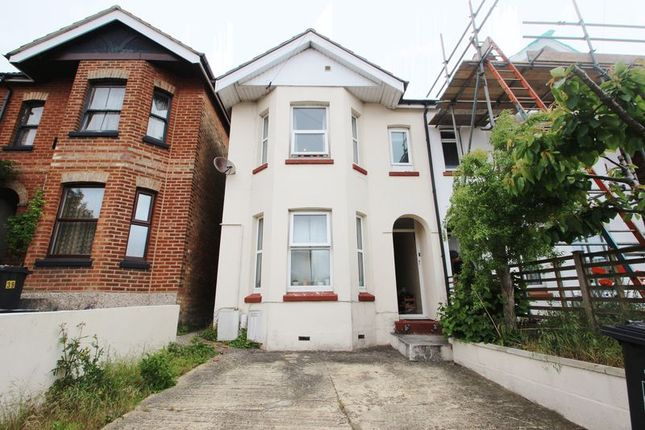 Thumbnail Semi-detached house to rent in Gwynne Road, Parkstone, Poole