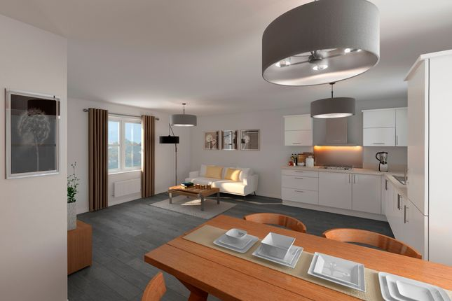 1 bedroom detached house for sale in Carrongrove, Off Tarduff Place, Stoneywood, Falkirk