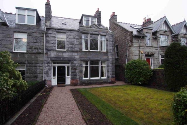 Thumbnail Detached house to rent in Rubislaw Den South, Aberdeen AB15,