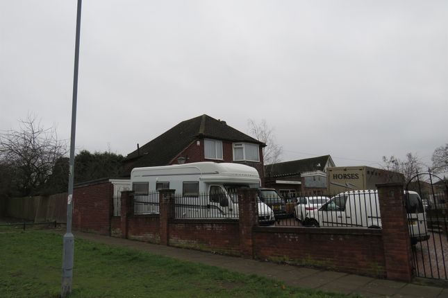 Thumbnail Land for sale in Shirestone Road, Birmingham