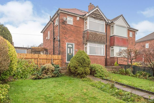 Thumbnail Semi-detached house for sale in Whitehall Road, Wyke, Bradford