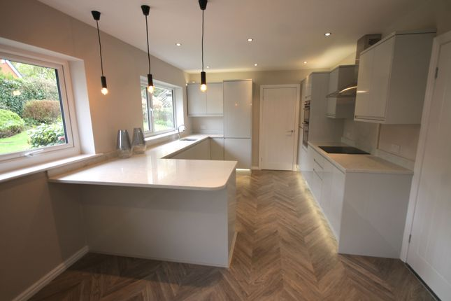 Thumbnail Detached bungalow to rent in Merefield, Astley Village, Chorley