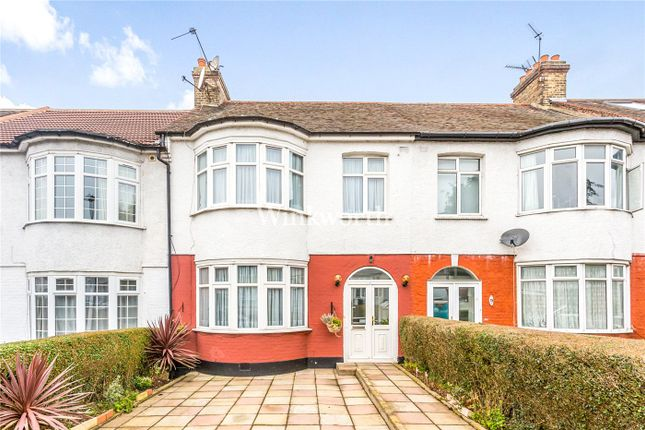 Thumbnail Terraced house for sale in Ashley Gardens, London