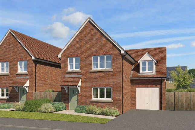 Thumbnail Detached house for sale in Bannold Road, Waterbeach, Cambridge