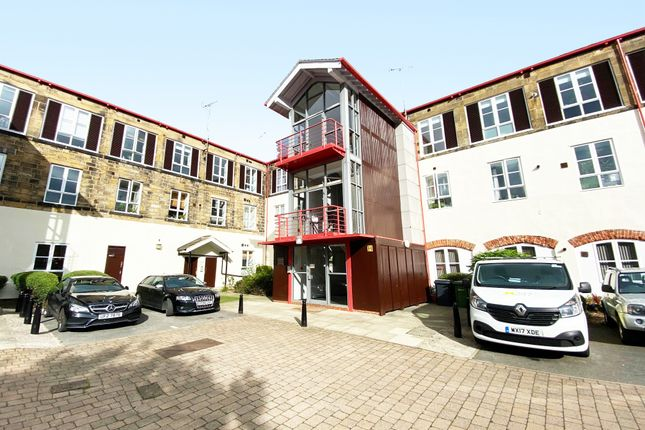 Thumbnail Flat for sale in Stone Mill Court, Meanwood, Leeds, West Yorkshire.