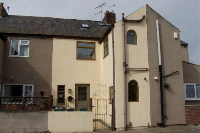 Thumbnail Terraced house to rent in Knottingley Road, Pontefract