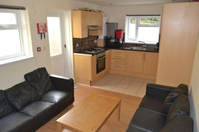 Thumbnail Terraced house to rent in Rhymney Street, Cathays Cardiff