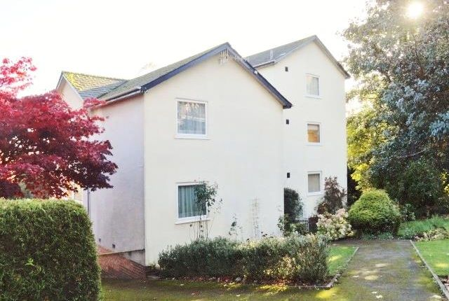 Thumbnail Maisonette to rent in Flat 3, 138 Graham Road, Malvern, Worcestershire