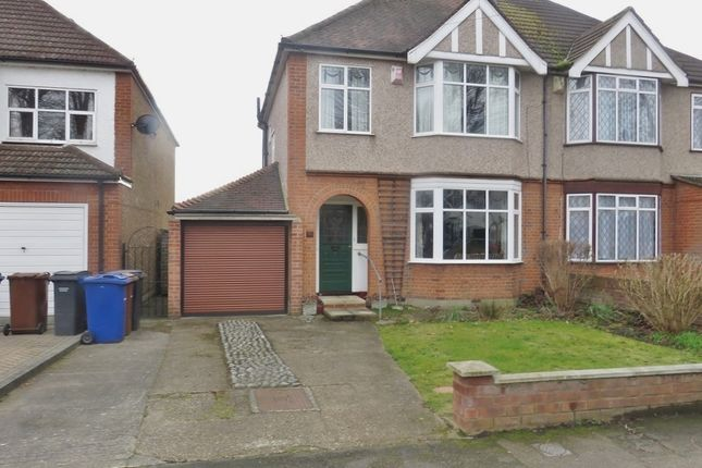 3 bed semi-detached house for sale in St Georges Avenue, Grays