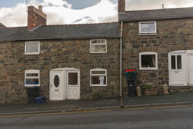 Thumbnail Terraced house for sale in Mount Street, Welshpool