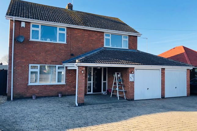 Thumbnail Detached house for sale in Redwood Drive, Waddington, Lincoln