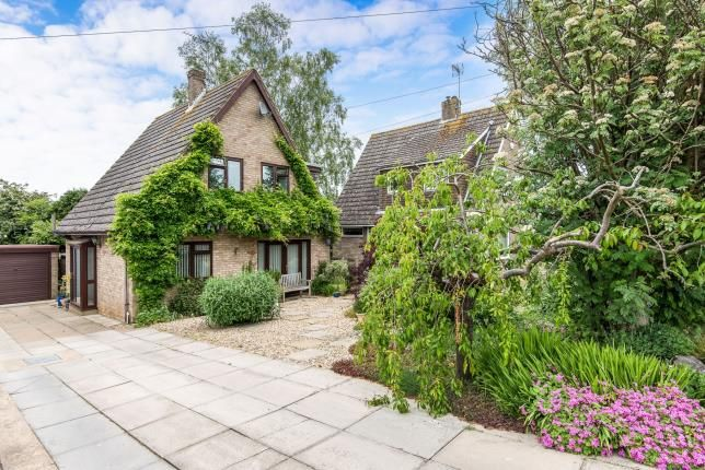 Thumbnail Detached house for sale in Reedham, Norwich, Norfolk