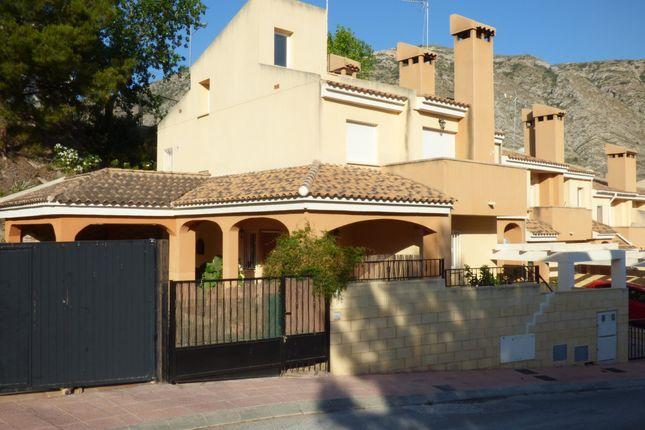 3 bed end terrace house for sale in Peaceful Village, Orxeta, Alicante, Valencia, Spain