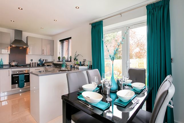 """Thumbnail Detached house for sale in """"The Greenwood"""" at Wilbury Close, Coate, Swindon"""