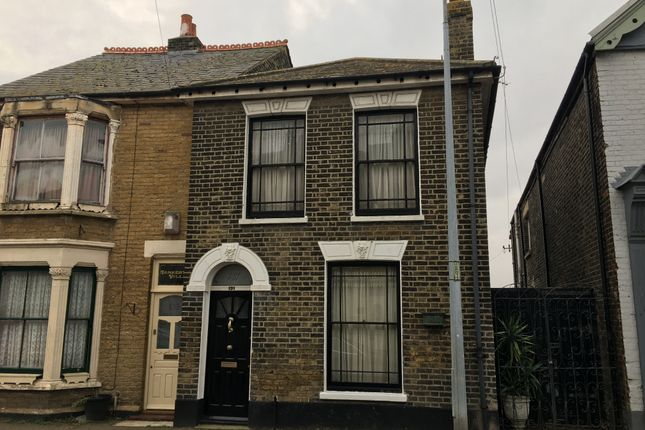 Thumbnail Semi-detached house for sale in High Street, Queenborough