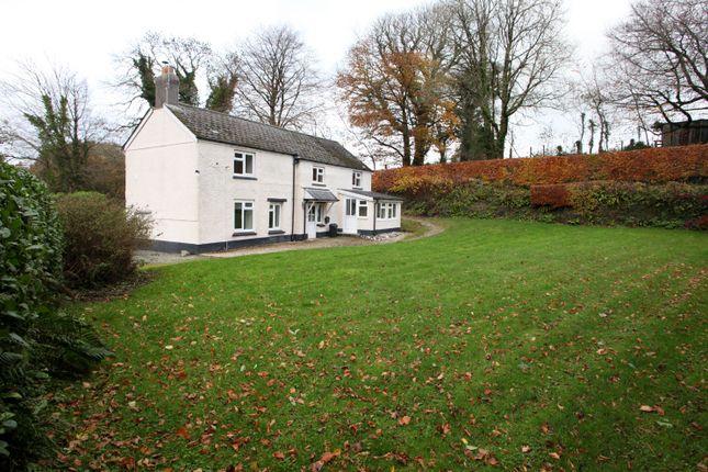 Thumbnail Cottage to rent in Lamerton, Devon