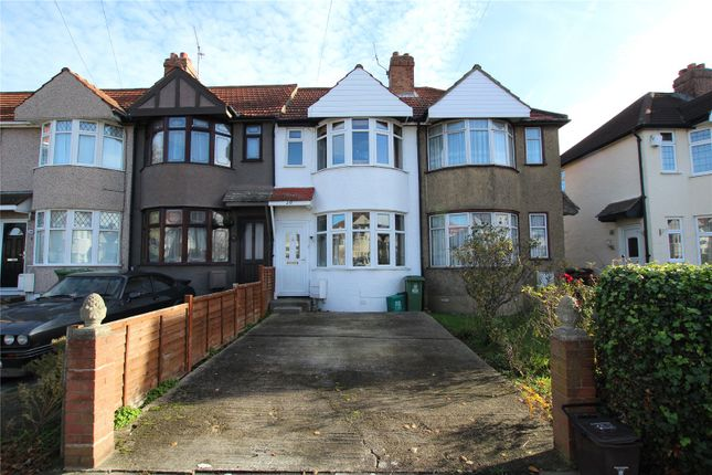Thumbnail Detached house for sale in Curran Avenue, Sidcup, Kent